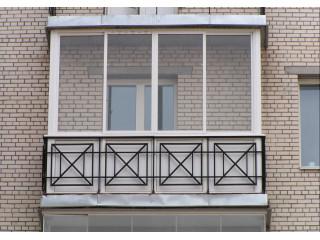 Балкон в Славянске