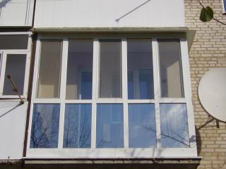 Балкон в Краматорске