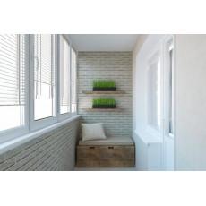 Добавлены цены и новая информация в Расширение балкона по полу и Внутренняя отделка балкона