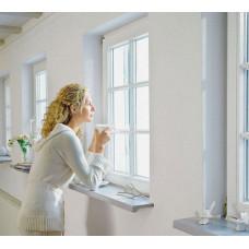 Рассрочка  на пластиковые окна, натяжной потолок и двери