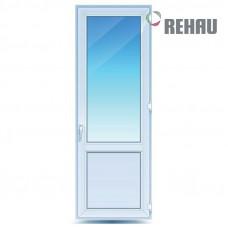 Пластиковые двери Rehau