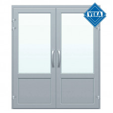 Двухстворчатые двери Veka