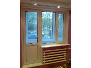 Блок с открывающимся окном