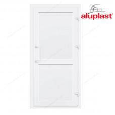 Пластиковая дверь Aluplast без стекла