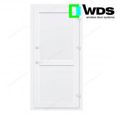 Пластиковая дверь WDS без стекла