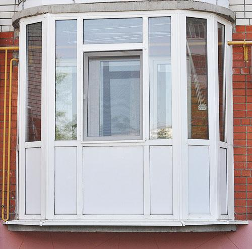 остекление балкона краматорск