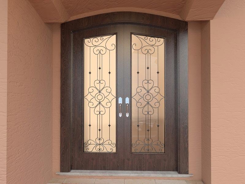купить входные двери металлические в Славянске